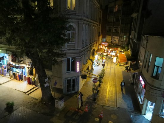 Old City Viva Hotel: View from our room