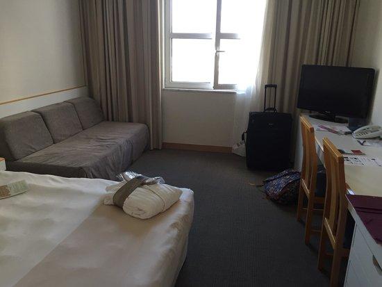 Novotel Firenze Nord Aeroporto: Executive bedroom