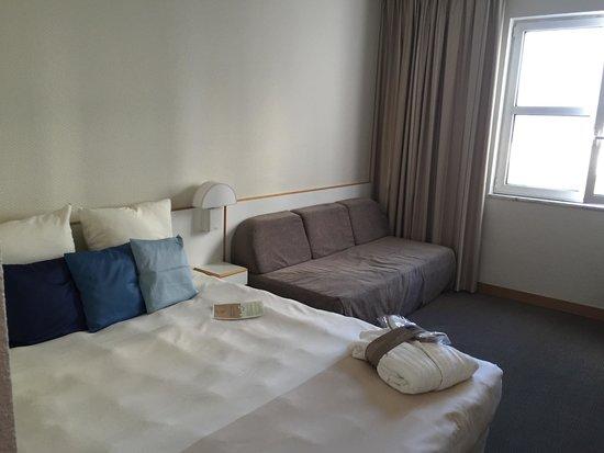 Novotel Firenze Nord Aeroporto : Executive bedroom