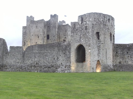 Beautiful Meath Tours: Trim Castle..