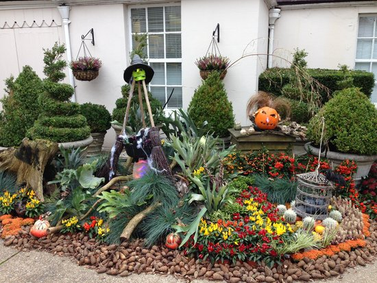 Summer Lodge : Annual Halloween Display