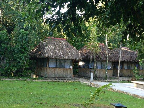 Kin Balam Cabañas Palenque: cabañas