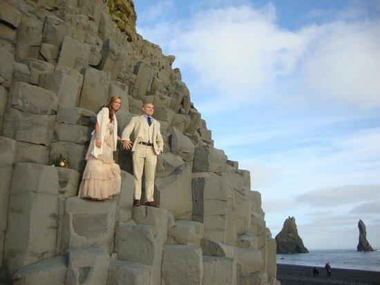 Pink Iceland Day Tours: Reynisfjara Beach