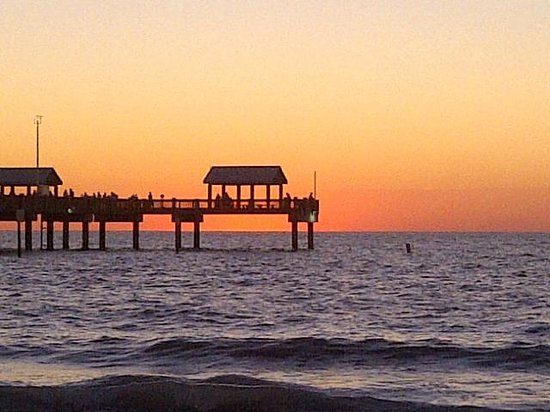 Beach Walk: Atardecer en Clearwater Beach
