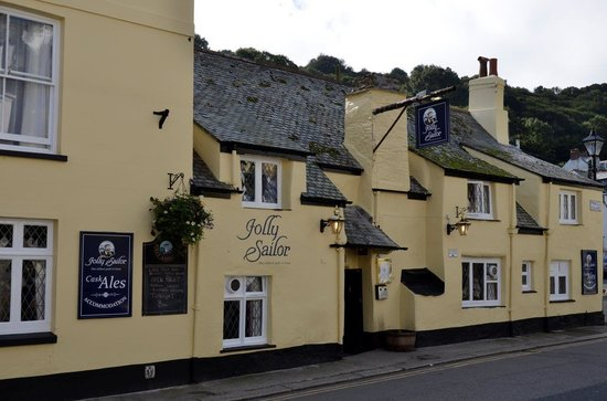 The Jolly Sailor Inn: The Jolly