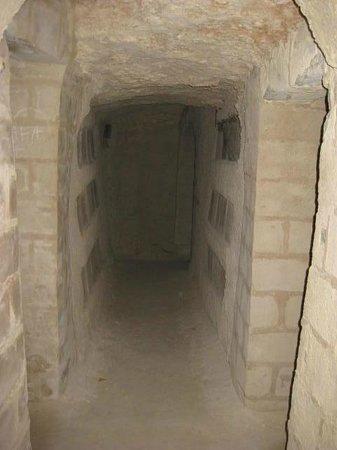 Sousse Catacombs : みち