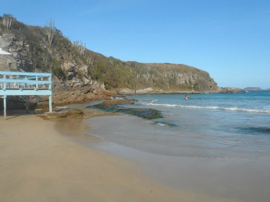 Praia das Conchas: praia das conchas