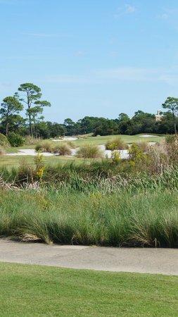 Kiva Dunes Golf Club: Par 3