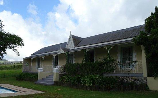 Onze Rust Guesthouse: Een van de gastenverblijven