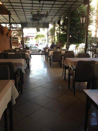 Bilkay Hotel: Restaurangen