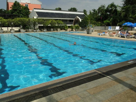 Eco Resort Chiang Mai: lovely swimming pool