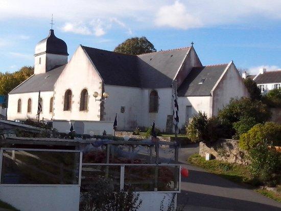 Pierre & Vacances Résidence Marie Galante : Eglise de Locmaria
