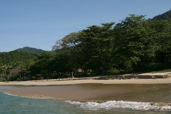LaLaanta Hideaway Resort: The sun....