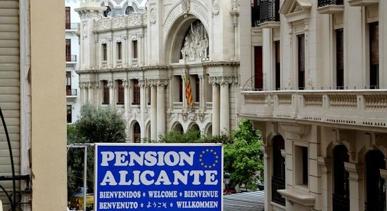‪Pension Alicante‬