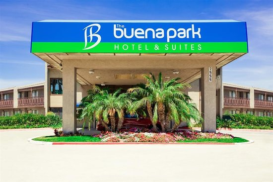 The buena park hotel suites motel californie voir for Hotel park et suite