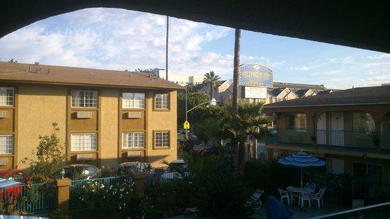 Hollywood City Inn: inn