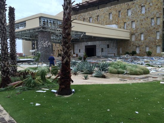 The Grand Mayan Los Cabos: After the Hurricane