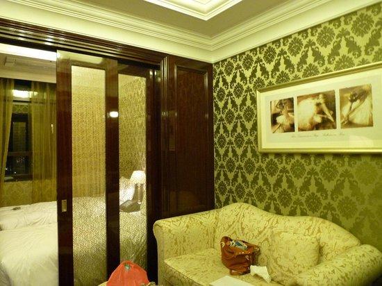 Hotel Artnouveau Seocho: 客室