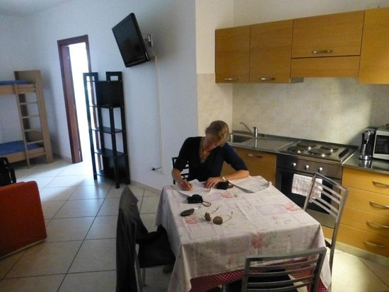 Residence i Gabbiani: Clean and comfortable