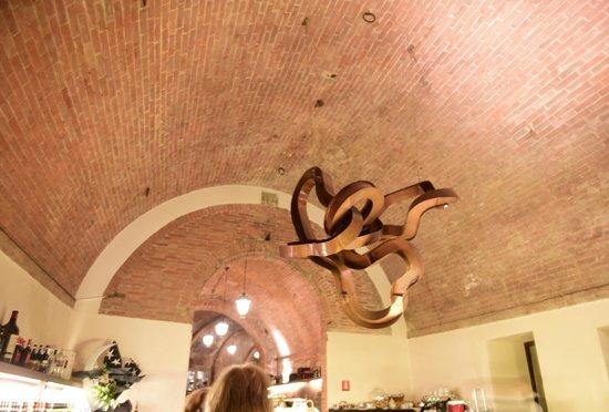 La Cantina Restaurant: Beautiful ceiling