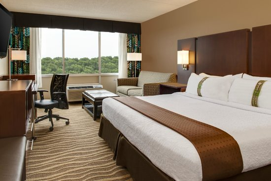 Holiday Inn Hotel & Suites Overland Park West: Standard King with Sofa Bed