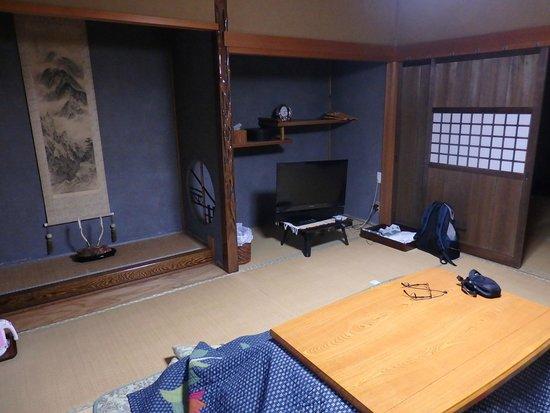 Kinokuniya Jinpachi : 室内