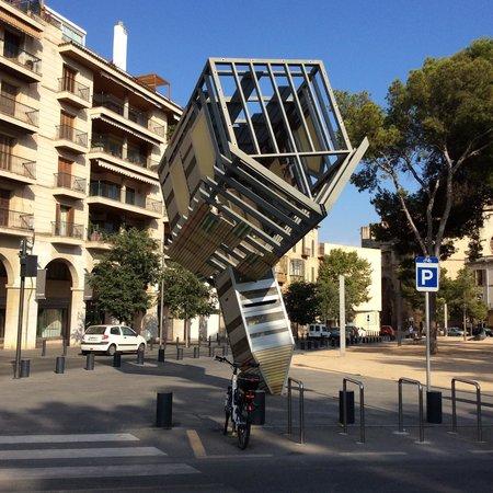 Museum Es Baluard : no caminho para Es Baluard