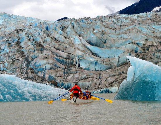 Alaska Travel Agent Site