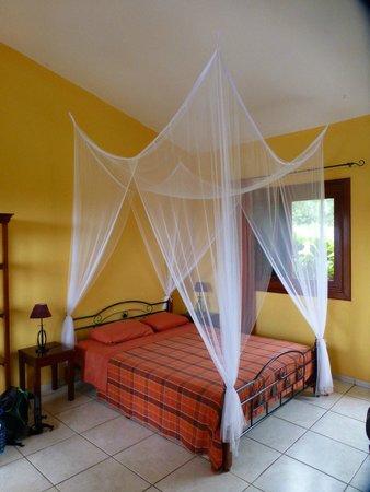 Finca Buena Vista: 2-persoons bed