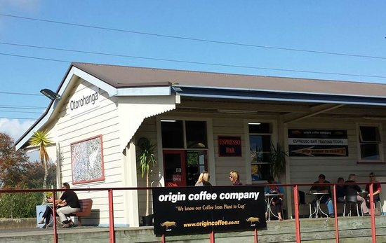 Origin Coffee Espresso Bar and Roastery