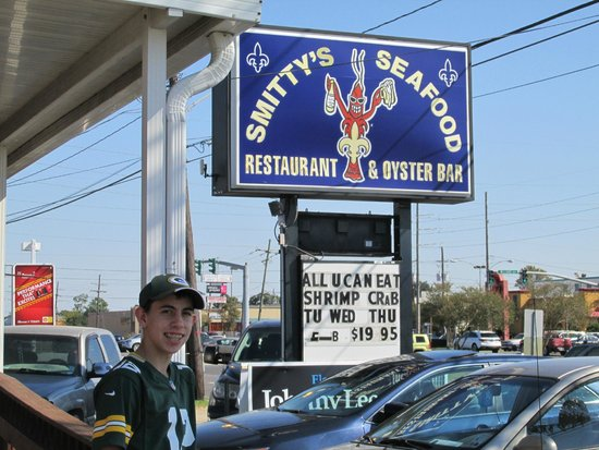Specials Picture Of Smitty S Seafood Kenner Tripadvisor