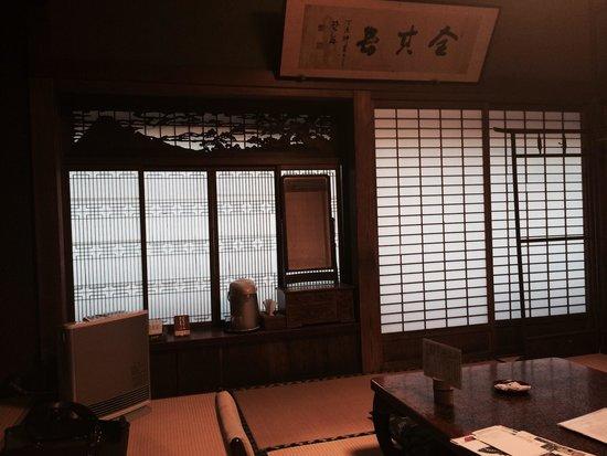 Masuya Ryokan: 三階の客室へ泊まりました。