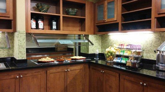 Hyatt Place Minneapolis/Eden Prairie: breakfast food