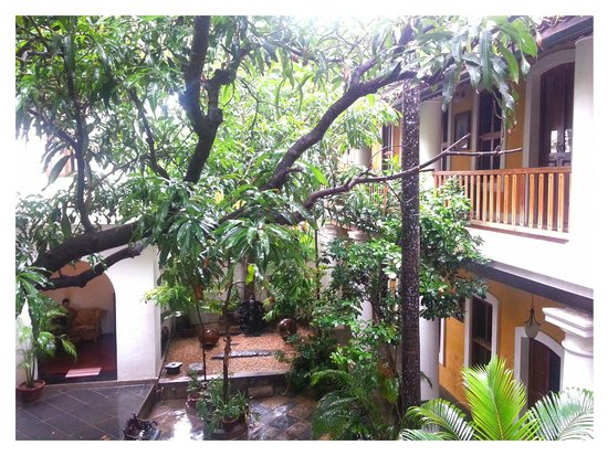 Gratitude, a Heritage Home: View from the 1st Floor