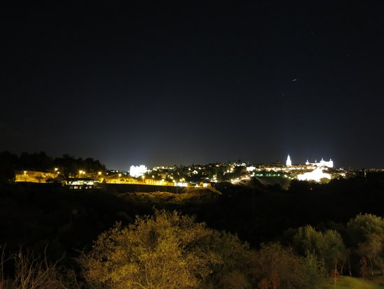 AC Hotel Ciudad de Toledo: View from Lobby