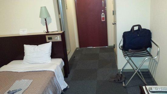 Esaka Cantral Hotel: 部屋2