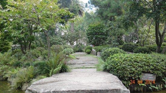 El Jardín Japones de Montevideo