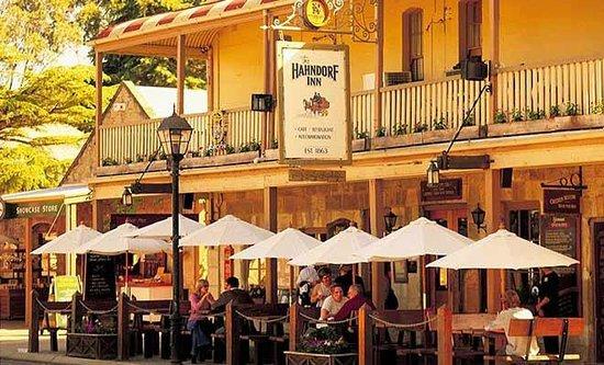 Barossa Valley, Australia: Hahndorf Inn at Hahndorf