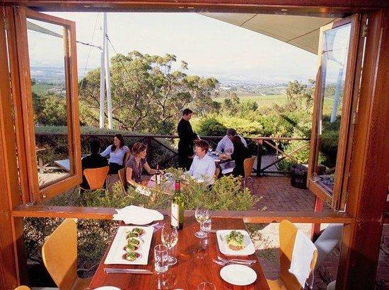 Barossa Valley, Australia: d'Arrys Veranda Restaurant McLaren Vale