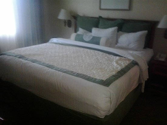 Hawthorn Suites by Wyndham Naples: suite 02 com 1 cama king