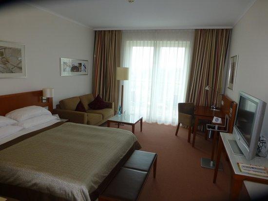 ATLANTIC Hotel Wilhelmshaven: Zimmer