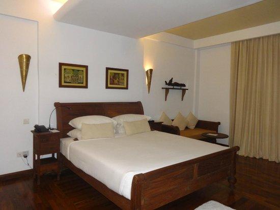 Areindmar Hotel: roomy