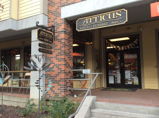 ‪Atticus Coffee Books & Teahouse‬
