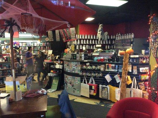 Atticus Coffee Shop Park City