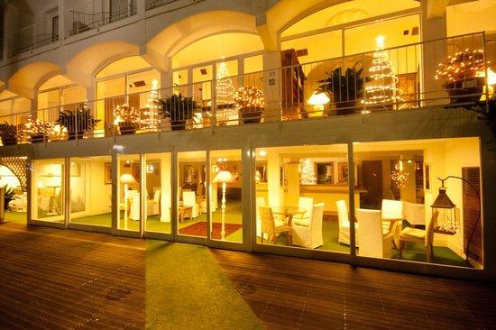 Hotel Saraceno : A capodanno