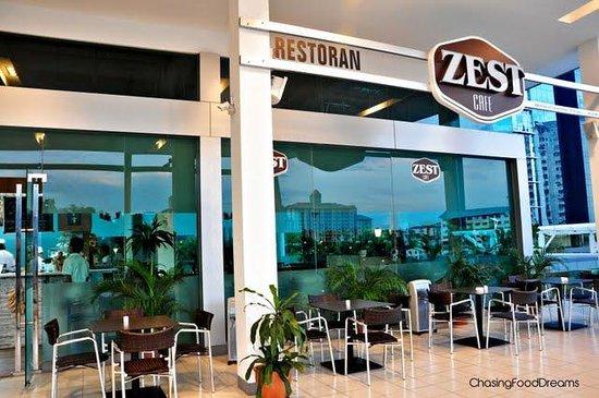 ZEST Cafe & Restaurant Sdn. Bhd.
