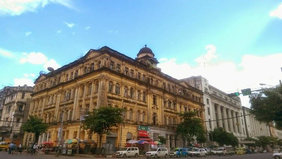 Yangon Heritage Trust Walking Tour