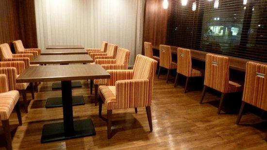 Dormy Inn Hiroshima : 食堂