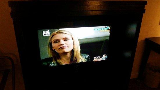 Vistana Penang Bukit Jambul : Big tv and many channels