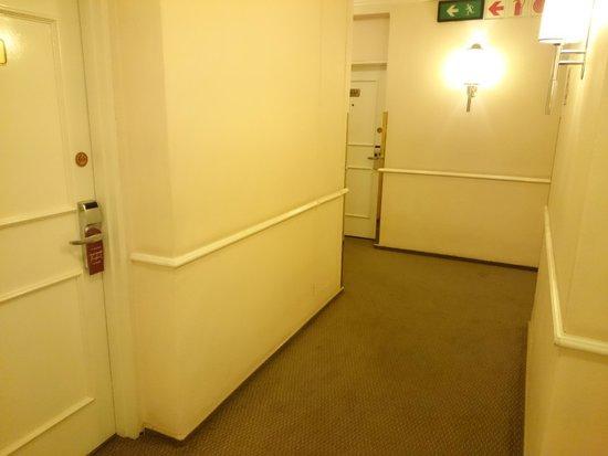 Mercure Johannesburg Midrand Hotel: hallway 2